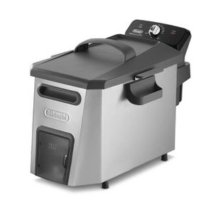 FRITEUSE ELECTRIQUE Friteuse - DELONGHI Cool Zone FAMILlYFRY F44520CZ