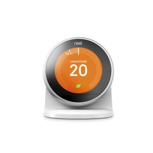 Thermostat connect achat vente univers connect pas cher cdiscount - Thermostat connecte nest ...