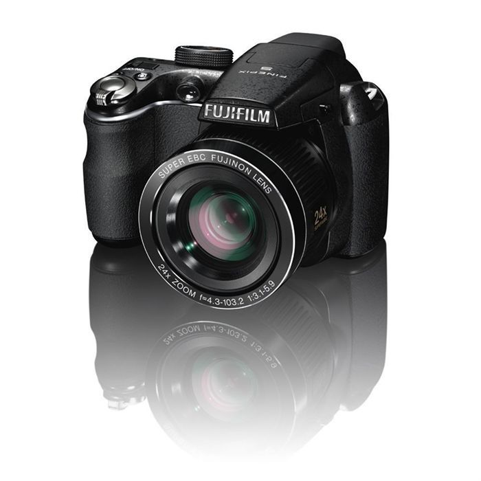 Fuji finepix s3200 hd noir achat vente appareil photo for Fujifilm finepix s prix