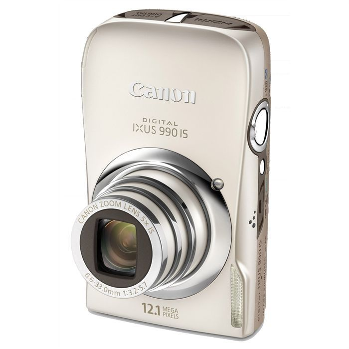 canon ixus 990 is achat vente appareil photo compact. Black Bedroom Furniture Sets. Home Design Ideas