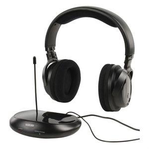 CASQUE - ÉCOUTEUR AUDIO KONIG HAV-TRHP20KN Casque audio - Tour d'oreille -
