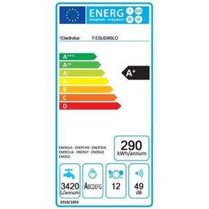 ELECTROLUX Lave-vaissell tout intégrable ESL6300LO