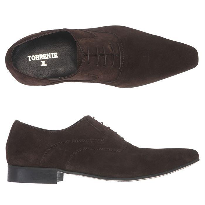 RICHELIEU TORRENTE Chaussures Richelieu cuir Lance Homme