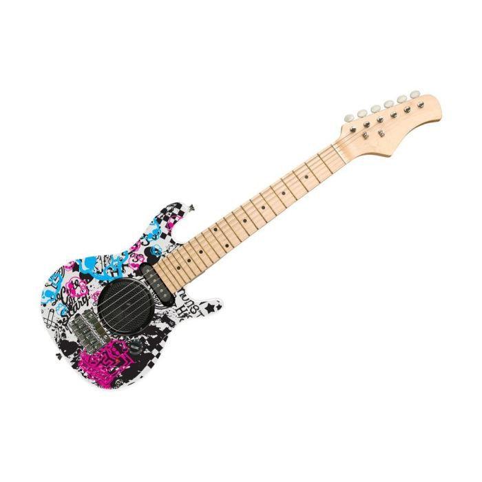 monster high guitare electrique enfant achat vente. Black Bedroom Furniture Sets. Home Design Ideas