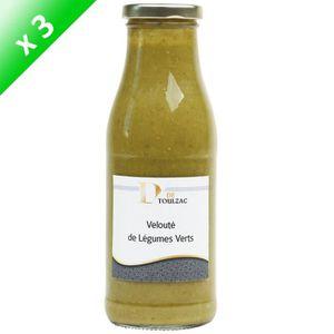 SOUPE D DE TOULZAC Velouté de Légumes Verts 50cl