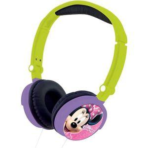 CASQUE AUDIO ENFANT MINNIE Casque Audio Enfant Lexibook