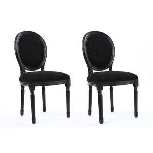 Chaises baroques achat vente chaises baroques pas cher - Chaise baroque avec accoudoir ...