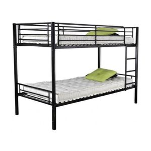 lit superpos mezzanine achat vente lit superpos mezzanine pas cher cdiscount. Black Bedroom Furniture Sets. Home Design Ideas
