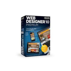 CRÉATION NUMÉRIQUE Web Designer 10 Premium
