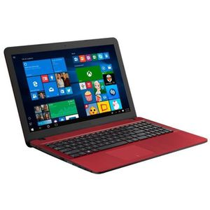"""ORDINATEUR PORTABLE ASUS PC Portable X541UA-XX532T 15.6"""" - 4Go de RAM"""