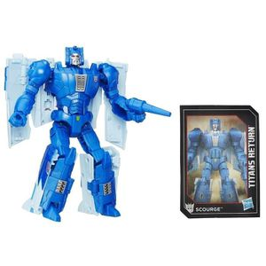 FIGURINE - PERSONNAGE TRANSFORMERS Generation Deluxe Scourge 15cm