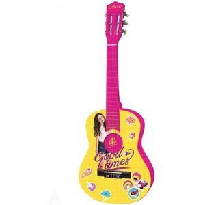 INSTRUMENT DE MUSIQUE Guitare Acoustique SOY LUNA 78 cm