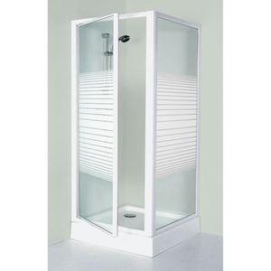 Parois de douche portes achat vente parois de douche for Paroie de douche pas cher
