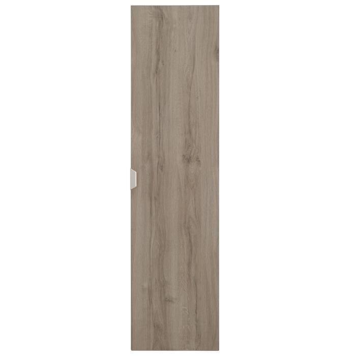 Sigma colonne de salle de bain l 30 cm d cor ch ne su de for Colonne salle de bain largeur 30 cm
