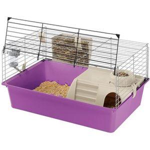 cage pour cochon d inde achat vente cage pour cochon d inde pas cher cdiscount. Black Bedroom Furniture Sets. Home Design Ideas