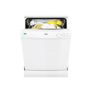 LAVE-VAISSELLE FAURE FDF2330WA Lave vaisselle pose libre - 13 cou