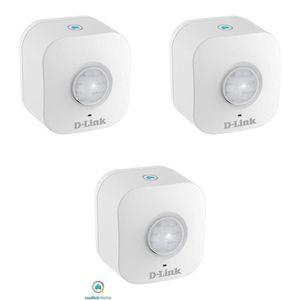 DÉTECTEUR DE MOUVEMENT Mydlink Home 3 détecteurs de mouvements DCH-S150 -