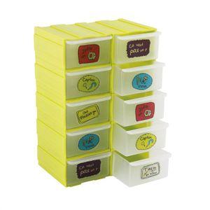 i2.cdscdn.com/pdt2/1/0/0/1/300x300/405100/rw/casier-de-rangement-10-tiroirs-couleur-pomme-vides
