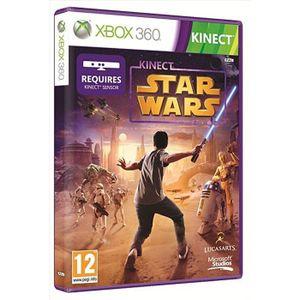 JEUX XBOX 360 Kinect Star Wars Jeu Xbox 360