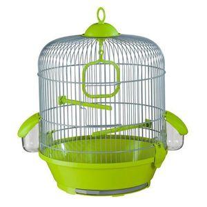 cage oiseau ronde achat vente cage oiseau ronde pas cher cdiscount. Black Bedroom Furniture Sets. Home Design Ideas