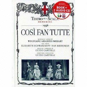 CD MUSIQUE CLASSIQUE MOZART: Cosi Fan Tutte