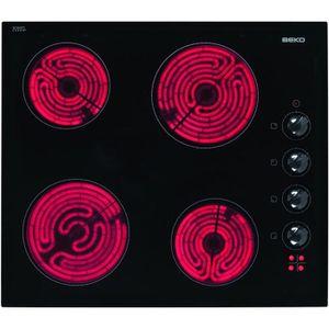 table de cuisson vitroceramique avec manettes achat vente table de cuisson vitroceramique. Black Bedroom Furniture Sets. Home Design Ideas