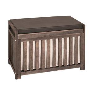 banc d interieur achat vente banc d interieur pas cher cdiscount. Black Bedroom Furniture Sets. Home Design Ideas