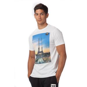 RUGBY DIVISION T-shirt Capital Homme