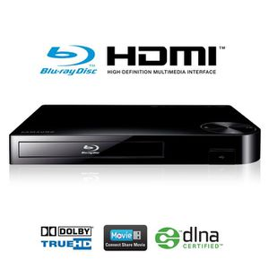 SAMSUNG BD-F5100 Lecteur Blu-Ray Upscaling 1080p