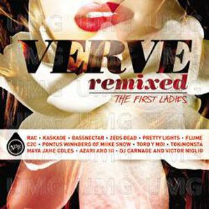 Verve remixed, the first ladies by Compilation
