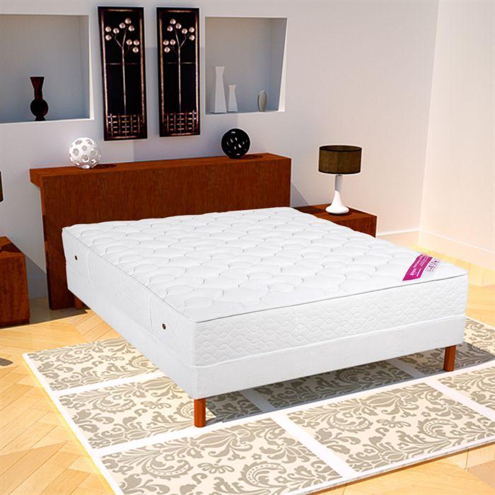 matelas 180x200 ressorts ensach s mousse m moire achat. Black Bedroom Furniture Sets. Home Design Ideas