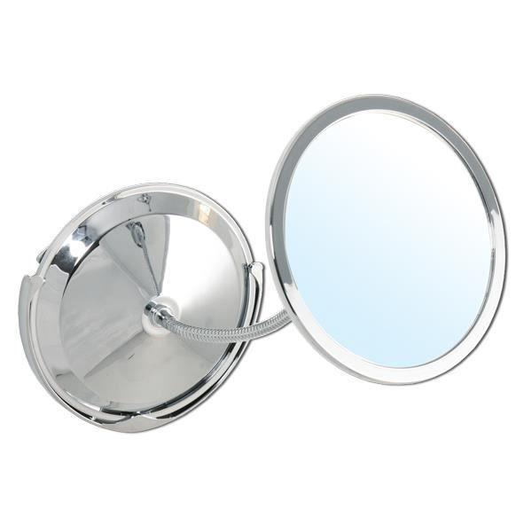 Miroir grossissant poser ou ventouse achat vente for Miroir ventouse