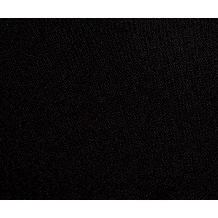 moquette acoustique noire x universel. Black Bedroom Furniture Sets. Home Design Ideas