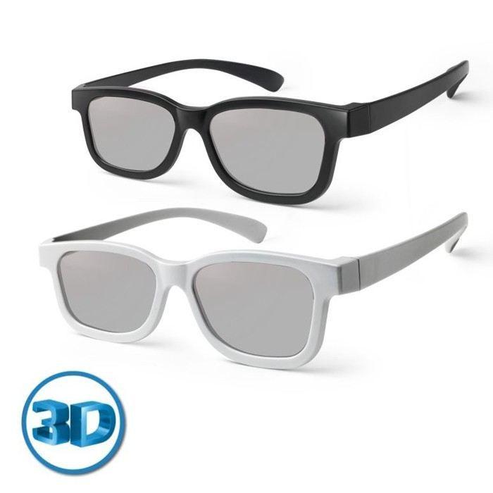 meliconi 3d view100 lunettes 3d passive lunettes 3d avis et prix pas cher cdiscount. Black Bedroom Furniture Sets. Home Design Ideas