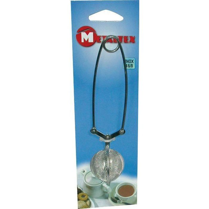 Cuill re th en inox 15 cm achat vente infuseur for 1 cuillere a table