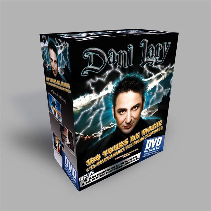Coffret Dani Lary avec DVD