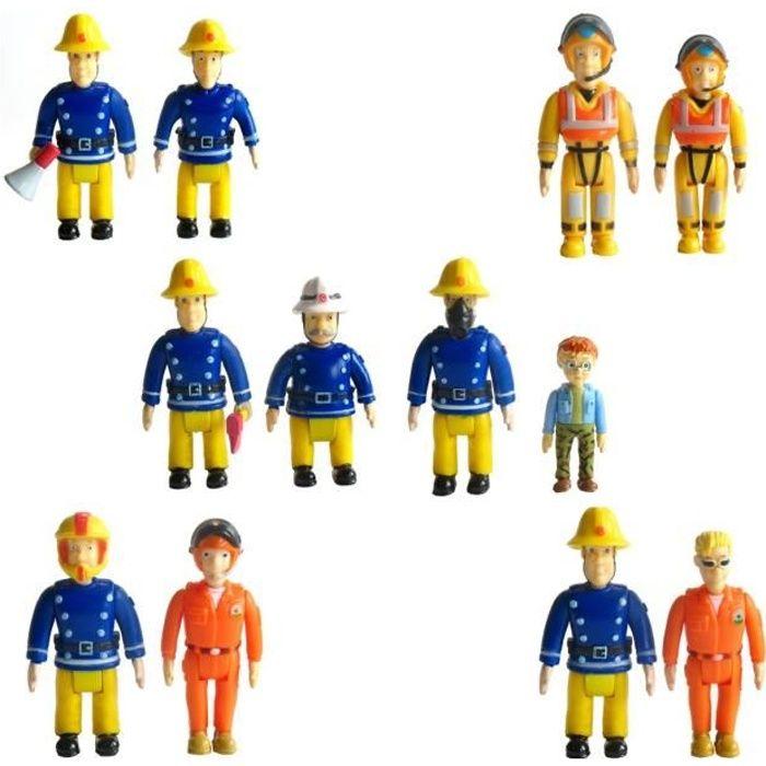 Figurine sam le pompier - Sam le pompier personnages ...