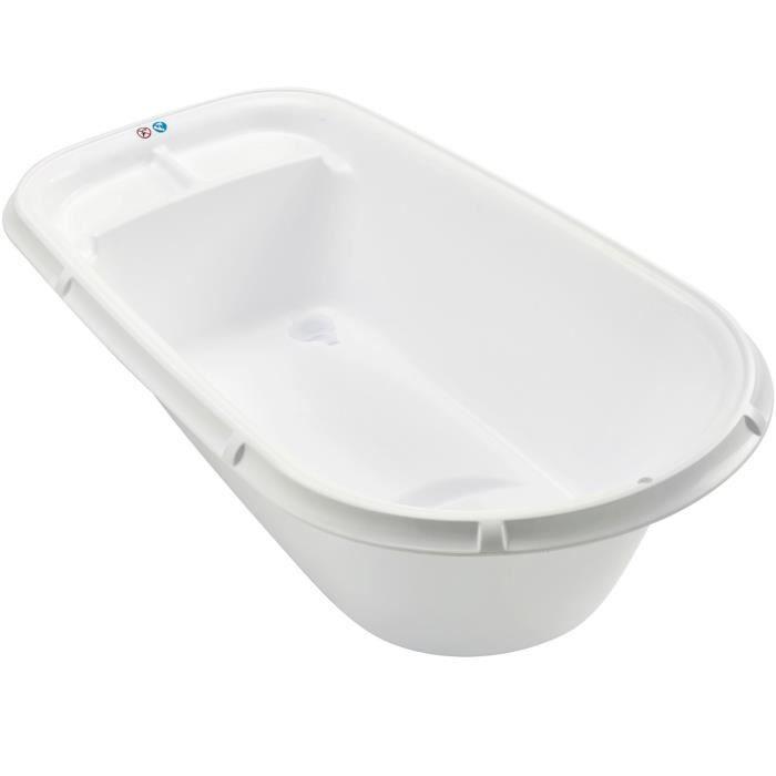 thermobaby baignoire luxe avec bouchon de vidange achat vente baignoire cdiscount. Black Bedroom Furniture Sets. Home Design Ideas