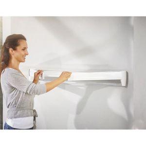 Fil a linge etendoir exterieur achat vente fil a linge - Etendoir a linge mural interieur ...