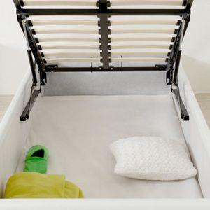 lit coffre 90x190 achat vente lit coffre 90x190 pas. Black Bedroom Furniture Sets. Home Design Ideas