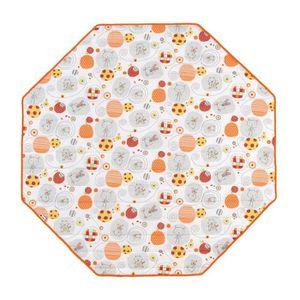 tapis dalles de parc tineo tapis rond pour parc bb octogonal - Tapis Rond Color