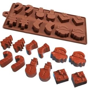 moule chocolats de noel achat vente moule chocolats de noel pas cher cdiscount. Black Bedroom Furniture Sets. Home Design Ideas