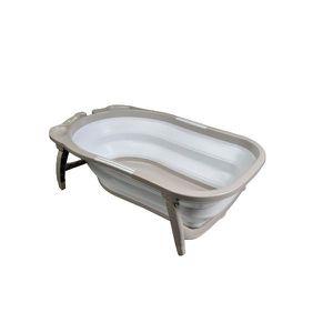 Babysun nursery baignoire pliable taupe achat vente baignoire 3337680933104 les soldes - Baignoire pliable adulte ...