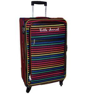 grande valise souple achat vente grande valise souple pas cher cdiscount. Black Bedroom Furniture Sets. Home Design Ideas