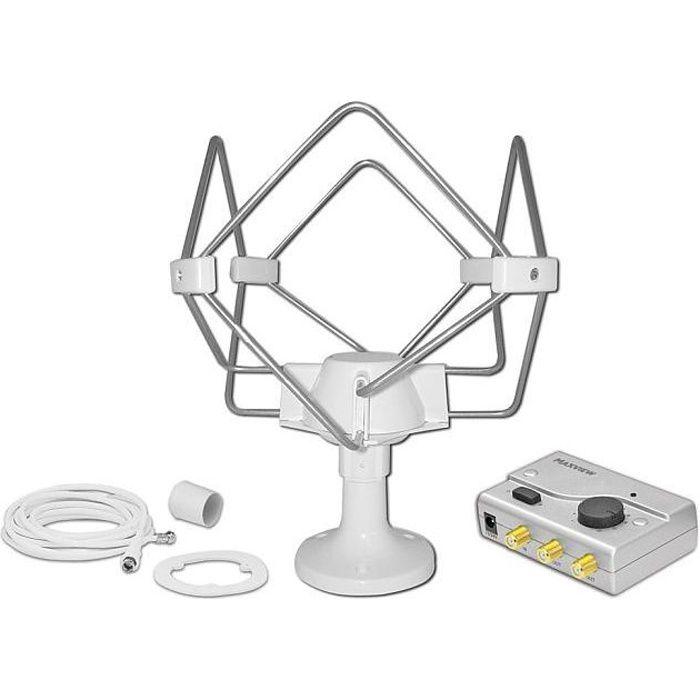 antenne omnimax bitension 12 24v avec amplificateur achat vente camion antenne omnimax 12. Black Bedroom Furniture Sets. Home Design Ideas