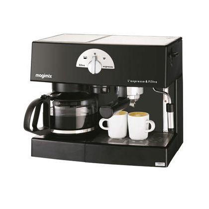 Cafetiere expresso - les bons plans de Micromonde