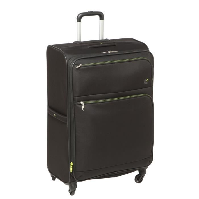 modo by roncato valise trolley souple 4 roues 77 cm astro. Black Bedroom Furniture Sets. Home Design Ideas