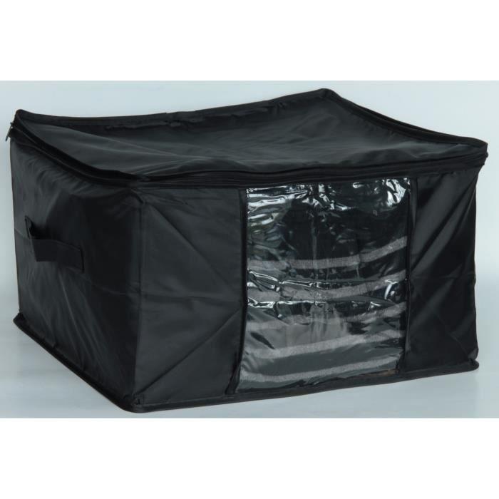 eve malle de rangement souple sous vide air off s noir. Black Bedroom Furniture Sets. Home Design Ideas