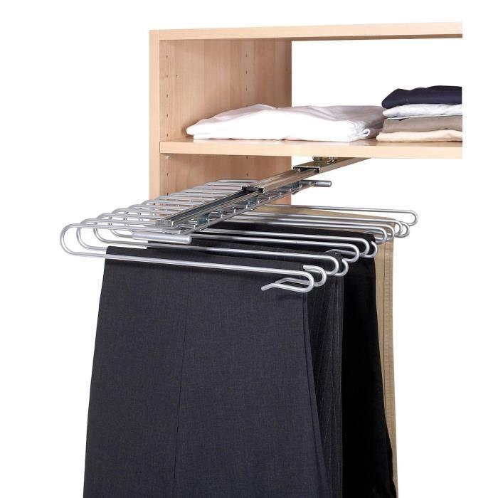 tiroir coulissant pour cravates et ceintures achat vente casier pour meuble cdiscount. Black Bedroom Furniture Sets. Home Design Ideas