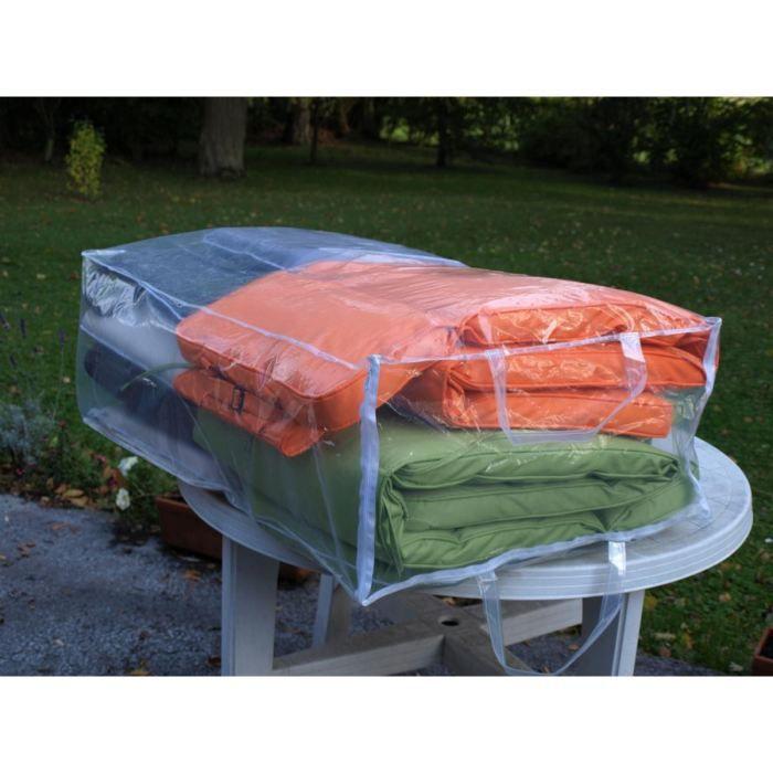 Housse pour coussins achat vente housse meuble jardin - Housse de coussin pour exterieur ...